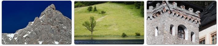 Frühlingsbilder Gemeinde Nassereith